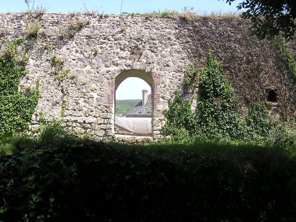 Window/Fecamp palace