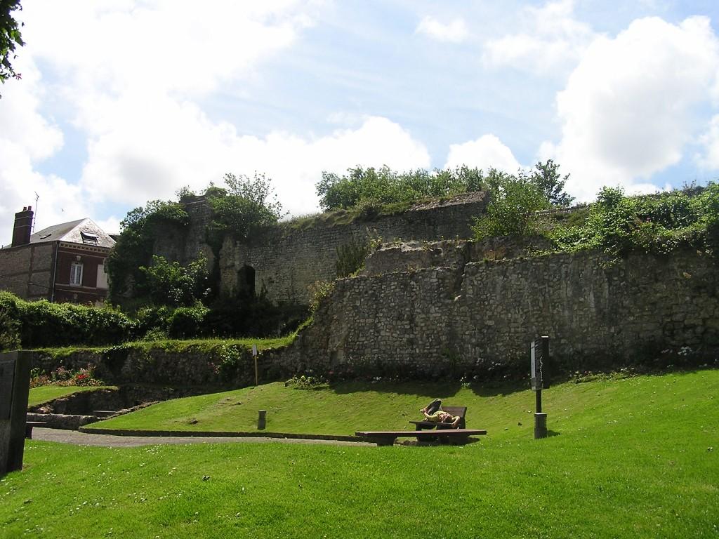 Ducal Palace at Fecamp