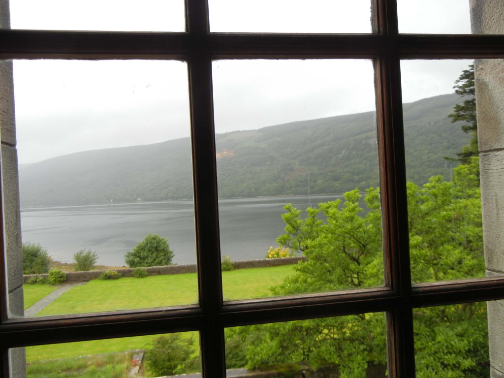 View of Loch Fyne from Ardkinglas