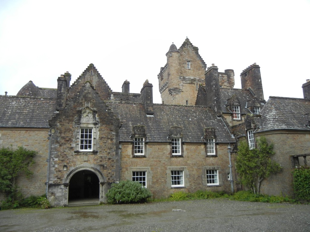 Ardkinglas House, Cairndow, Argyll, Scotland