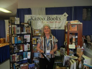 Kazoo Books at the Medieval Congress