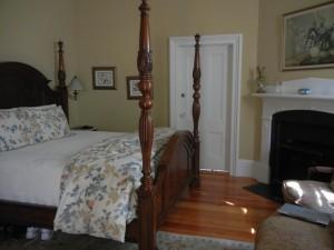 Captain & Lydia McCall Room. McCall House, Ashland.