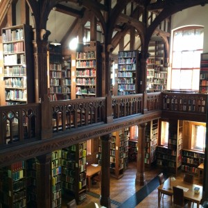 The Library at Gladstone's