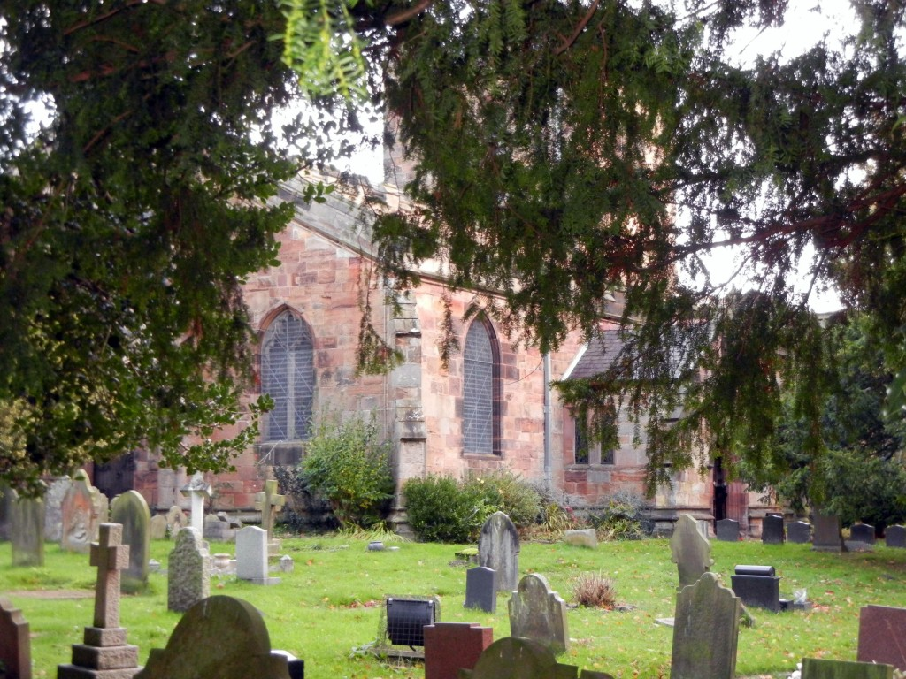 St. Deiniol's Church, Hawarden, Wales