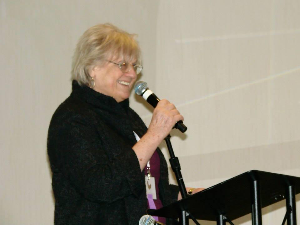 Karen Cushman. Photo Credit: C. Cevasco