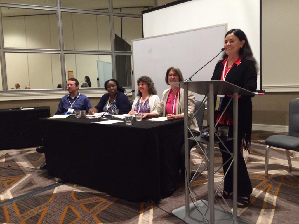 Sam Thomas, Lisa Yarde, Kim Rendfeld, Judith Starkston & Diana Gabaldon: Midwifery