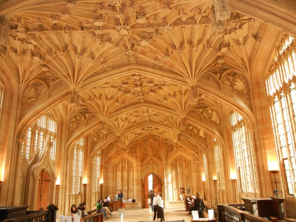 The Bodleian, University of Oxford