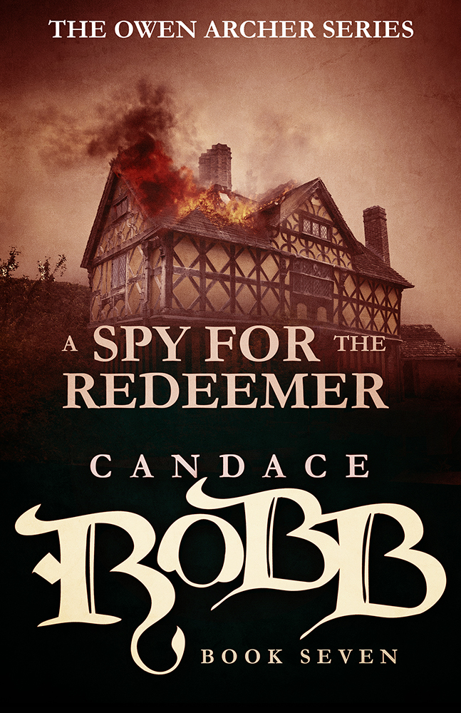 Spy for the Redeemer (Small)