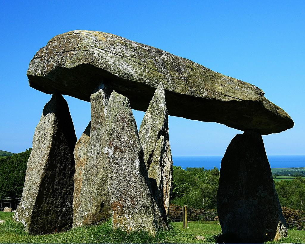 Pentre Ifan dolmen, Wales. (Image: Wikimedia Commons)