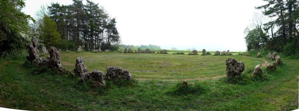 The Rollright Stones. (Image: The Locster)