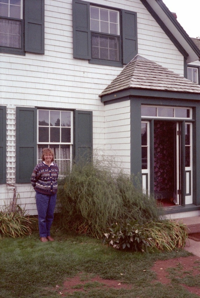 Green Gables, Prince Edward Island, Canada. Where L.M.Montgomery wrote Anne of Green Gables
