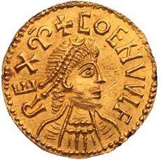 Mancus of Coenwulf. British Museum.