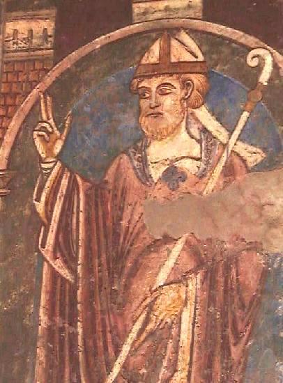 St. Cuthbert, Durham Cathedral (Dunholm) Credit: Chris Furkert